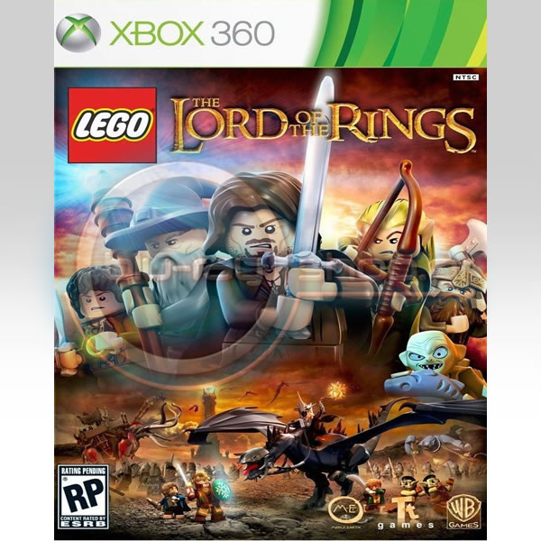 LEGO - LORD OF THE RINGS (ΧΒΟΧ 360)