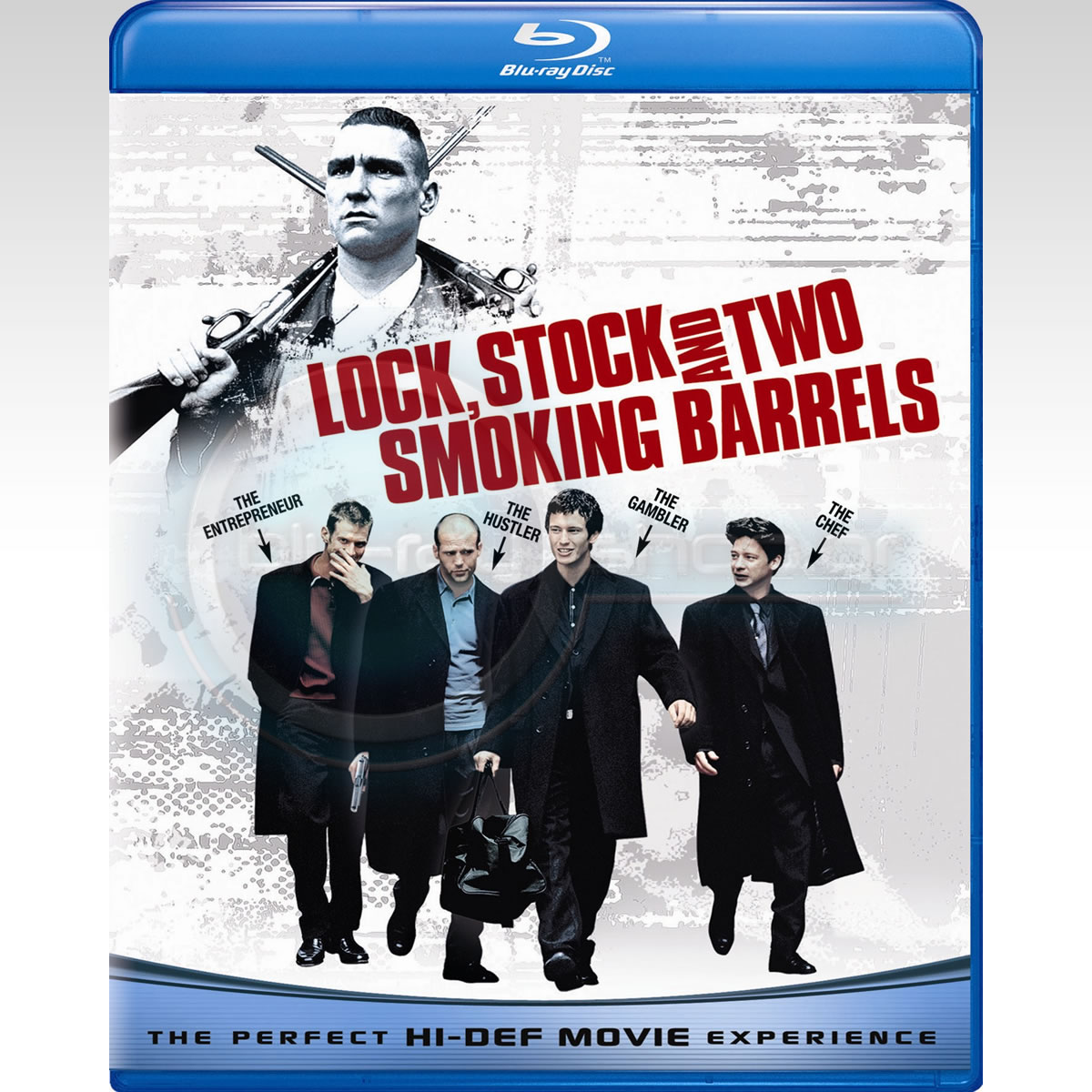The Smoking Barrels Unfinished Business