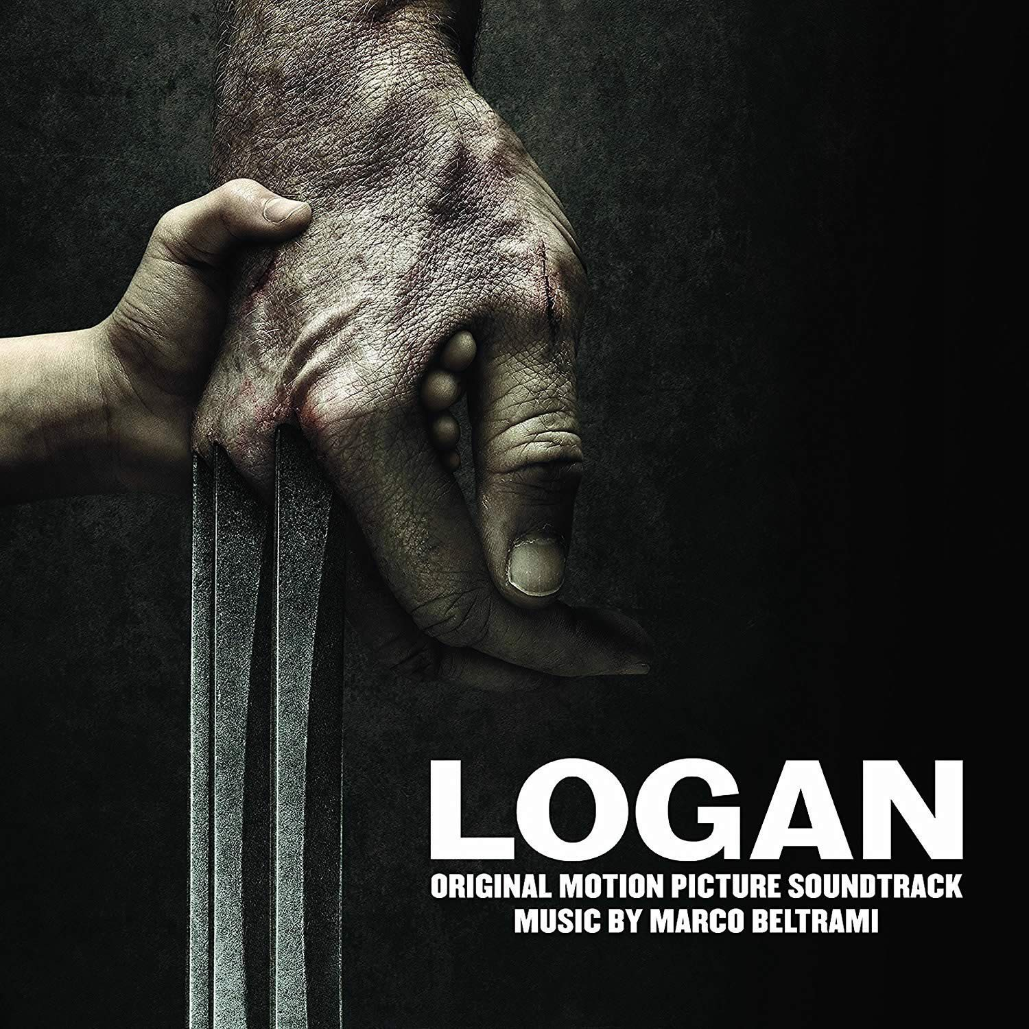 LOGAN - THE ORIGINAL MOTION PICTURE SOUNDTRACK (AUDIO CD)