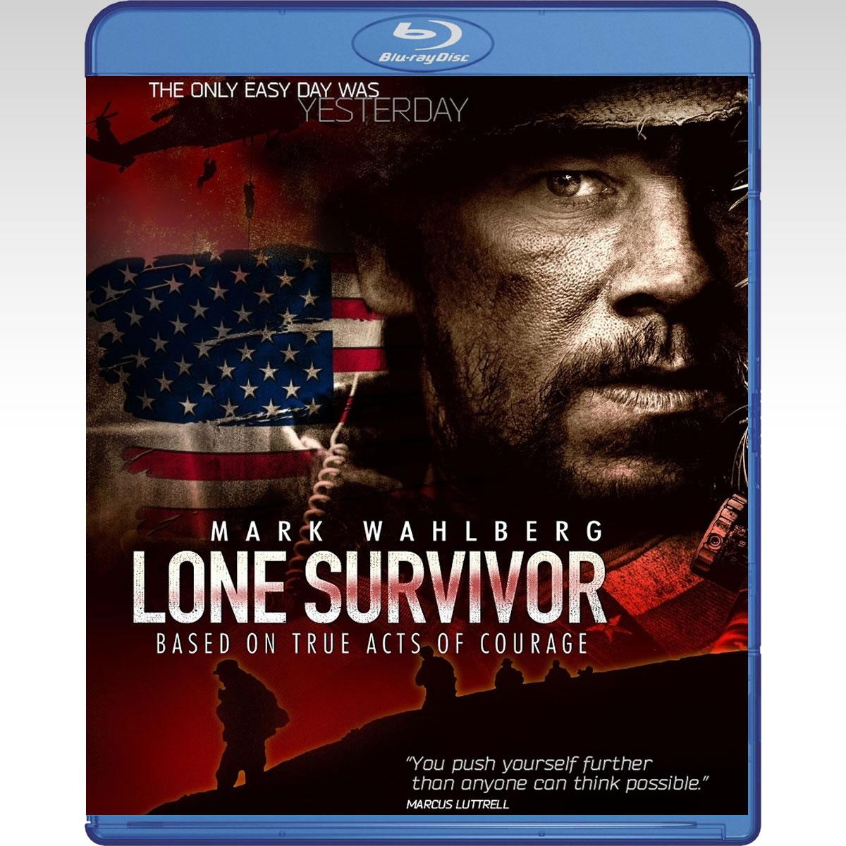 LONE SURVIVOR (BLU-RAY)   HD-shop gr