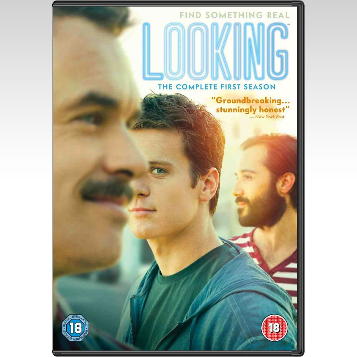 LOOKING: THE COMPLETE 1st SEASON - LOOKING: 1η ΠΕΡΙΟΔΟΣ (2 DVDs)