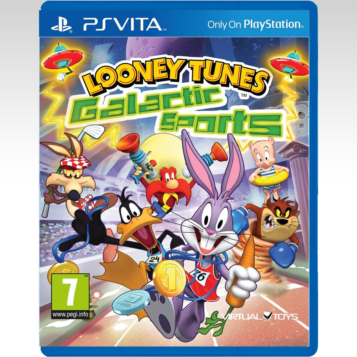 LOONEY TUNES GALLACTIC SPORTS [ΕΛΛΗΝΙΚΟ] (PS VITA)