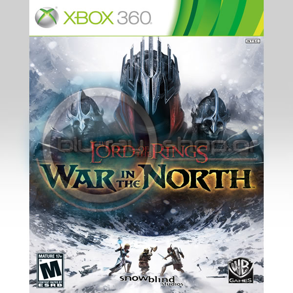 LORD OF THE RINGS: WAR IN THE NORTH (XBOX 360)
