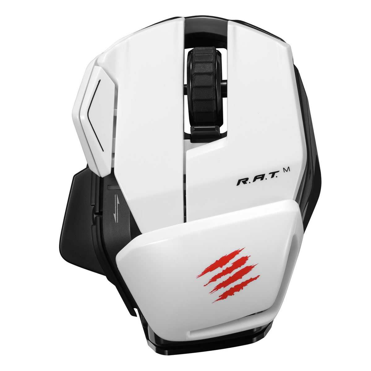 MAD CATZ OFFICE RAT M - WHITE (PC, ANDROID)