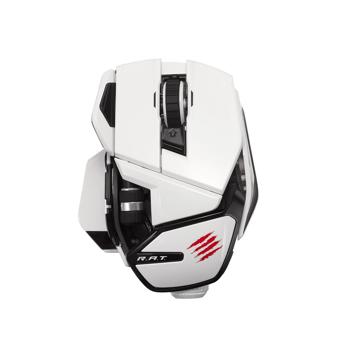 MAD CATZ OFFICE RAT - WHITE MCB437240001/04/1 (PC, ANDROID)