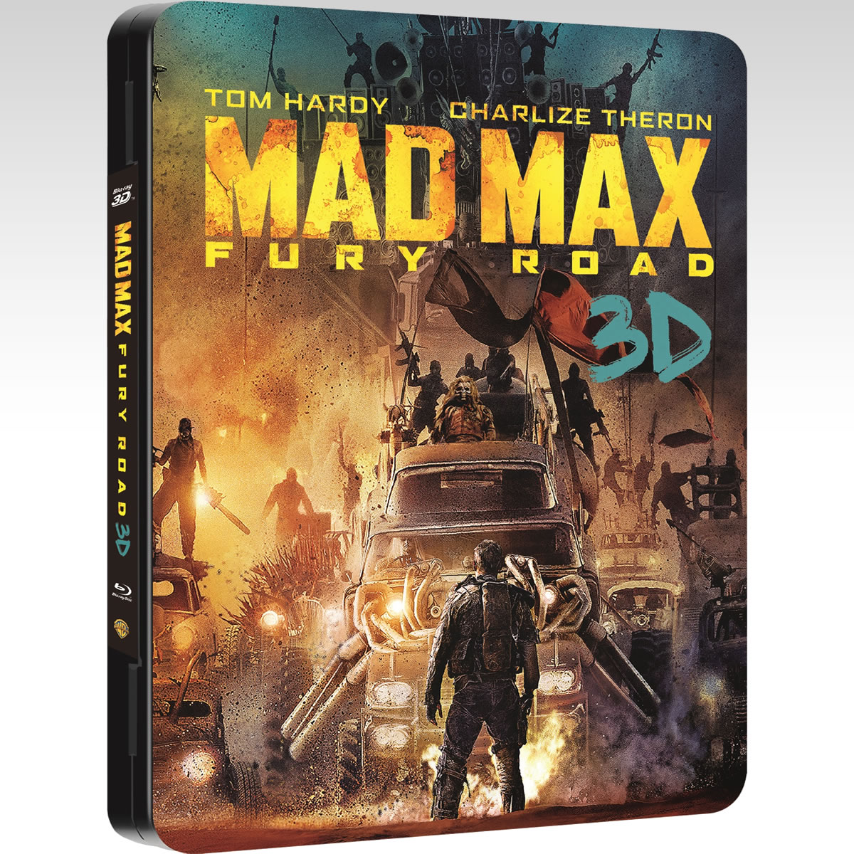 MAD MAX: FURY ROAD 3D - MAD MAX: � ������ ��� ����� 3D Limited Collector's Edition Futurepak (BLU-RAY 3D + BLU-RAY)