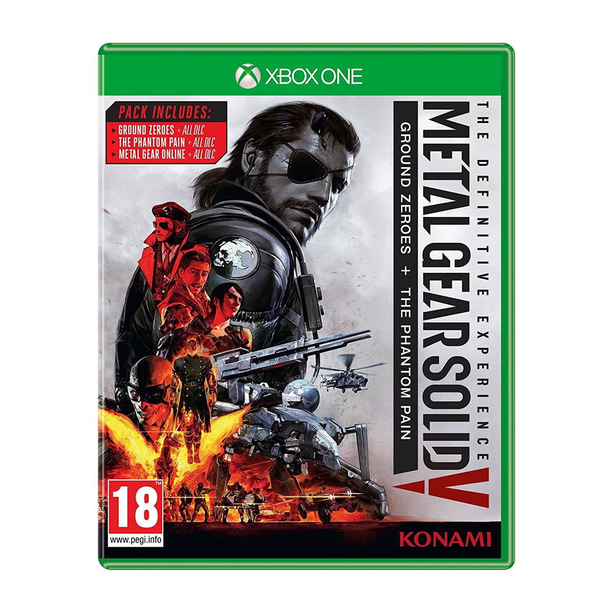 METAL GEAR SOLID V: DEFINITIVE EDITION (XBOX ONE)