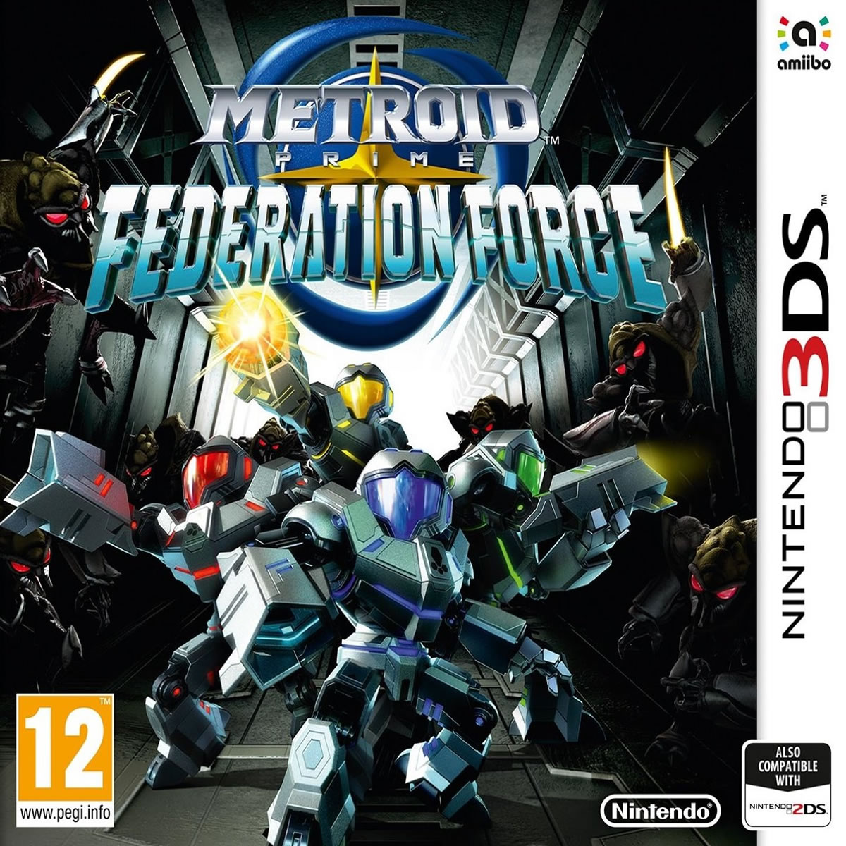 METROID PRIME: FEDERATION FORCE (3DS, 2DS)