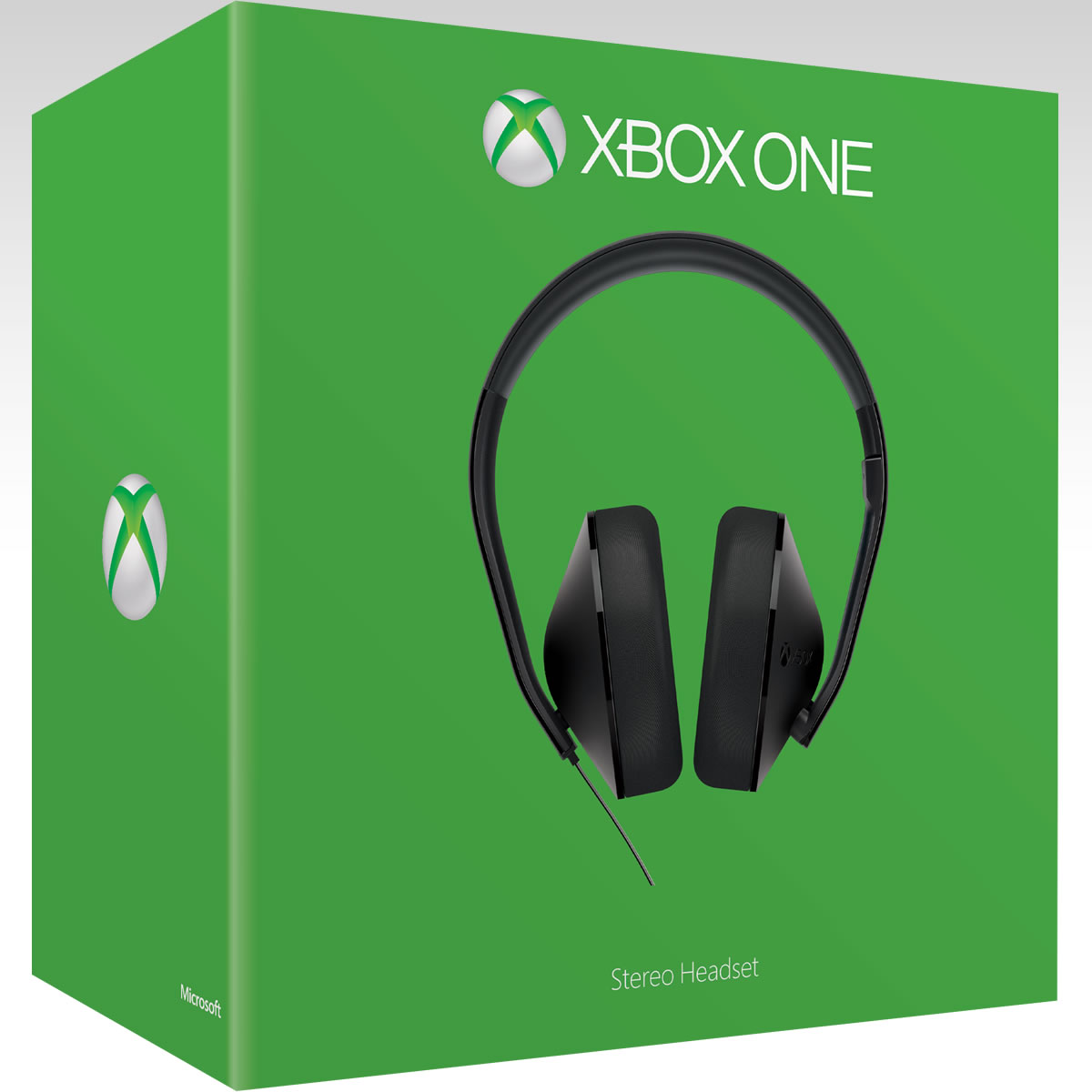 MICROSOFT OFFICIAL XBOX ONE STEREO HEADSET - MICROSOFT ������� XBOX ONE ������������ ��������� (XBOX ONE)