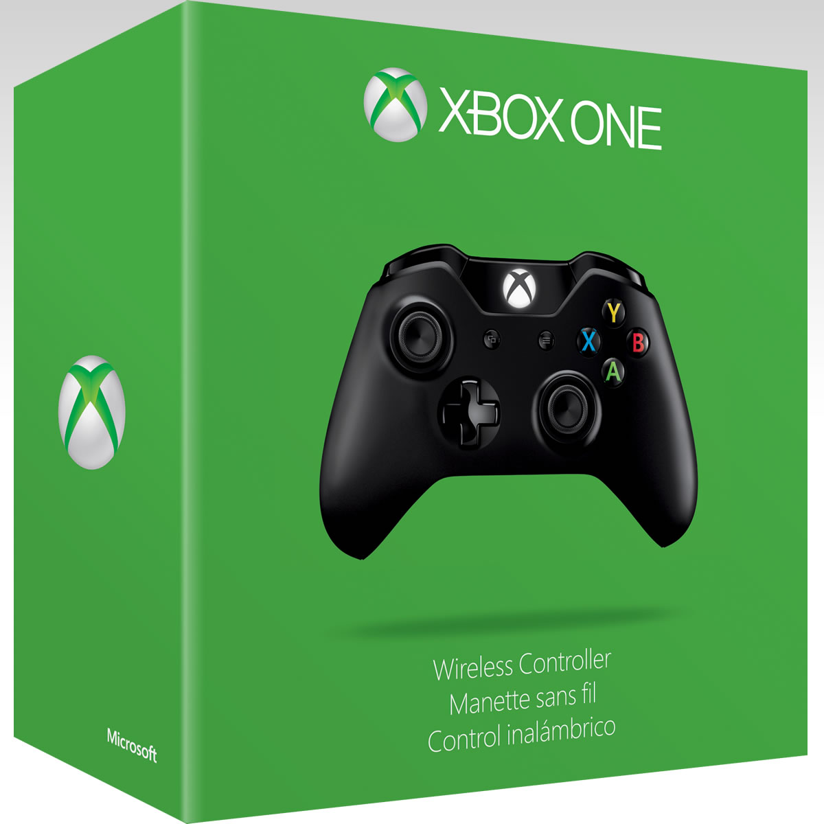 MICROSOFT OFFICIAL XBOX ONE WIRELESS CONTROLLER Black - MICROSOFT ������� XBOX ONE �������� ����������� ����� (XBOX ONE)