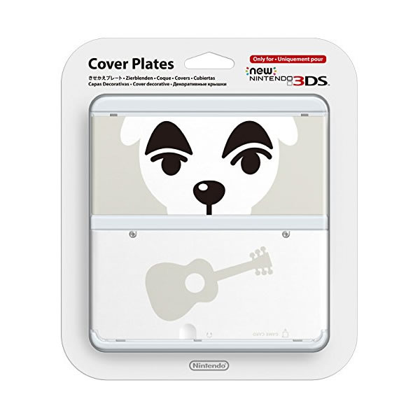 NEW NINTENDO 3DS COVERPLATE 005 KK Slider (New 3DS)