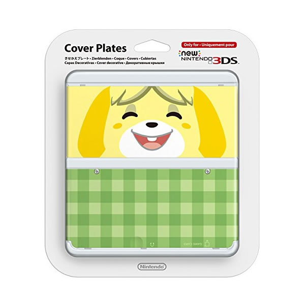 NEW NINTENDO 3DS COVERPLATE 006 Isabelle (New 3DS)