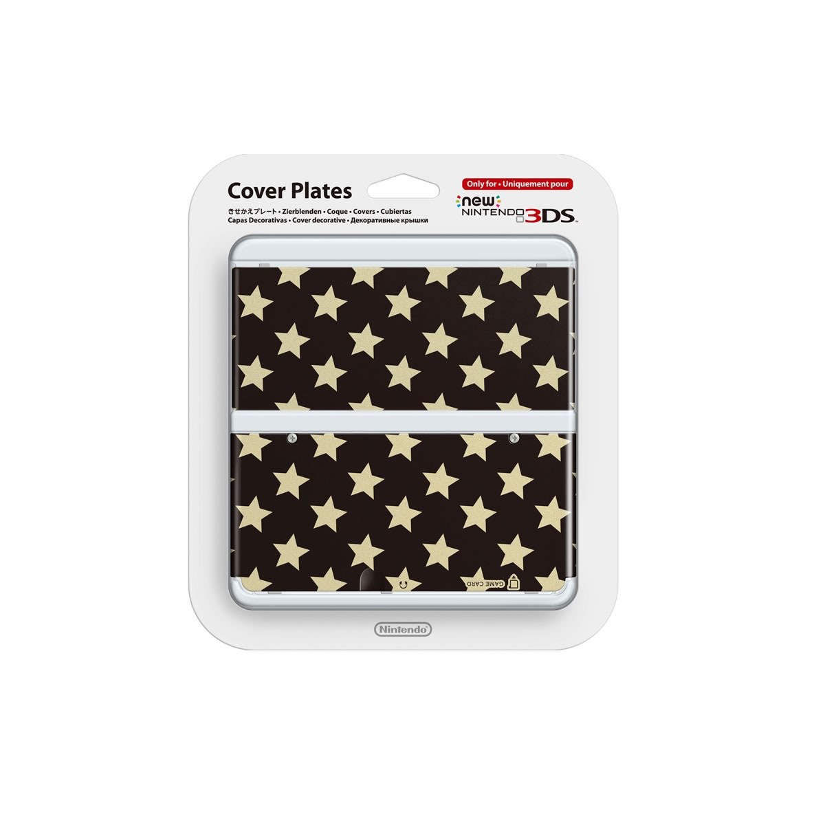 NEW NINTENDO 3DS COVERPLATE 016 Stars (New 3DS)