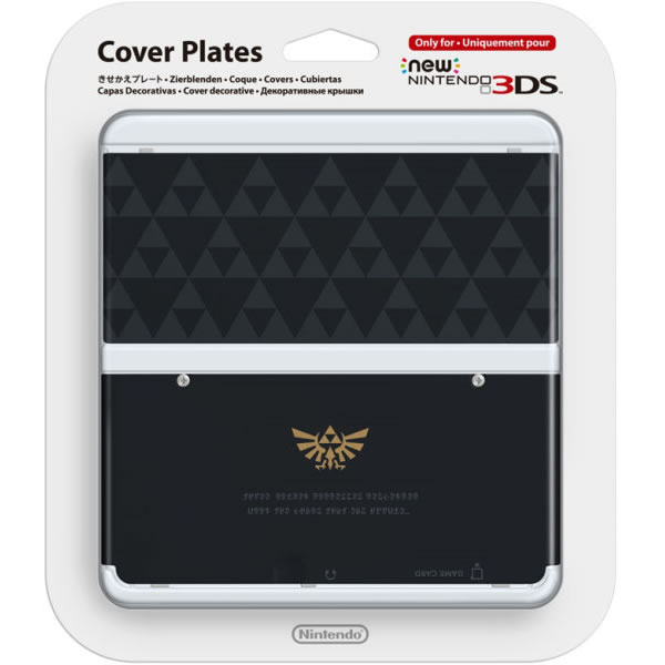 NEW NINTENDO 3DS COVERPLATE 024 Zelda General (New 3DS)