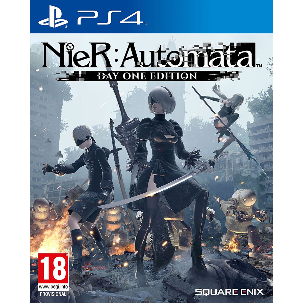 NIER AUTOMATA - DAY ONE EDITION (PS4)