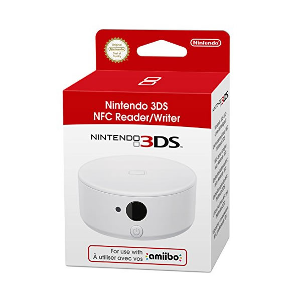 NINTENDO 3DS NFC READER/WRITER (3DS, 2DS)