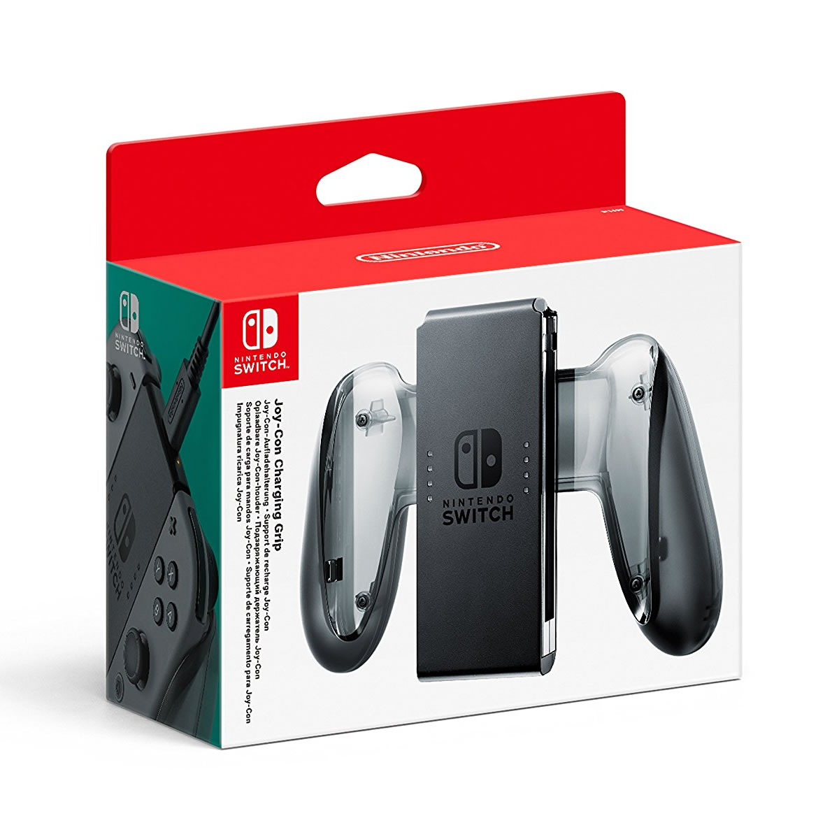 NINTENDO SWITCH JOY-CON CHARGING GRIP (NSW)