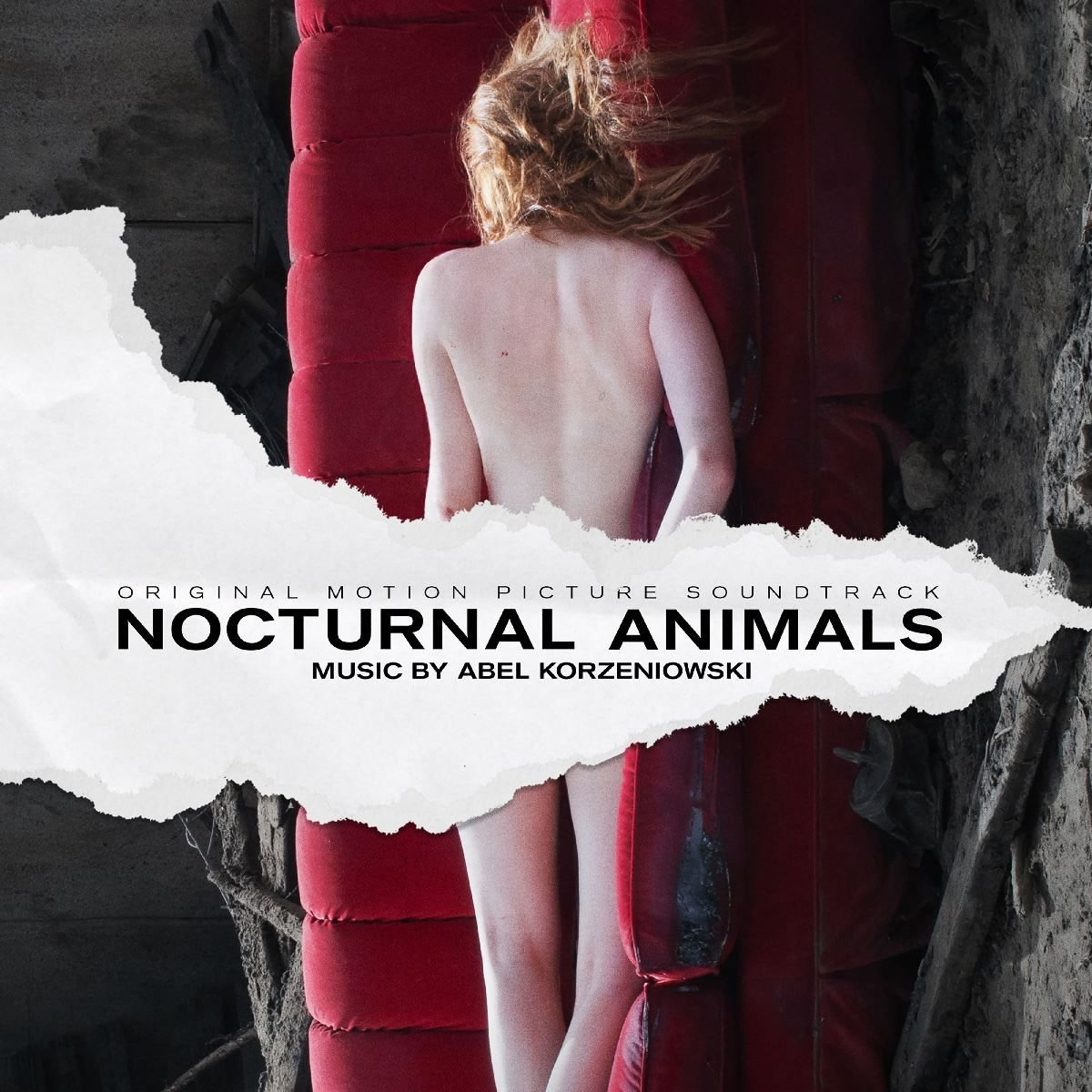 NOCTURNAL ANIMALS - THE ORIGINAL MOTION PICTURE SOUNDTRACK (AUDIO CD)