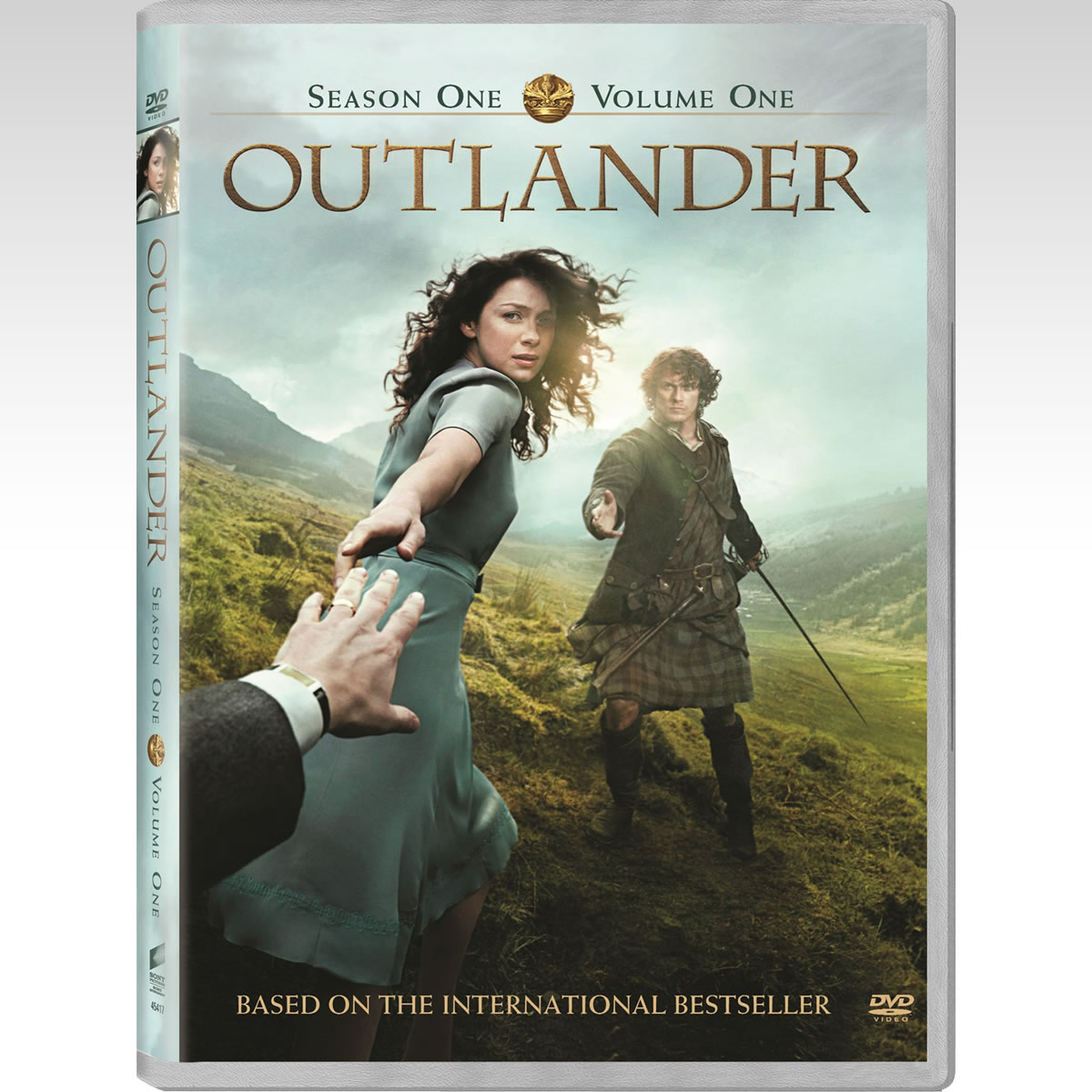 OUTLANDER 1st SEASON - OUTLANDER 1ος ΚΥΚΛΟΣ (6 DVDs)