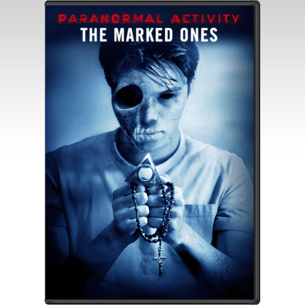 PARANORMAL ACTIVITY 5: THE MARKED ONES - ΜΕΤΑΦΥΣΙΚΗ ΔΡΑΣΤΗΡΙΟΤΗΤΑ 5: ΟΙ ΣΤΙΓΜΑΤΙΣΜΕΝΟΙ (DVD)