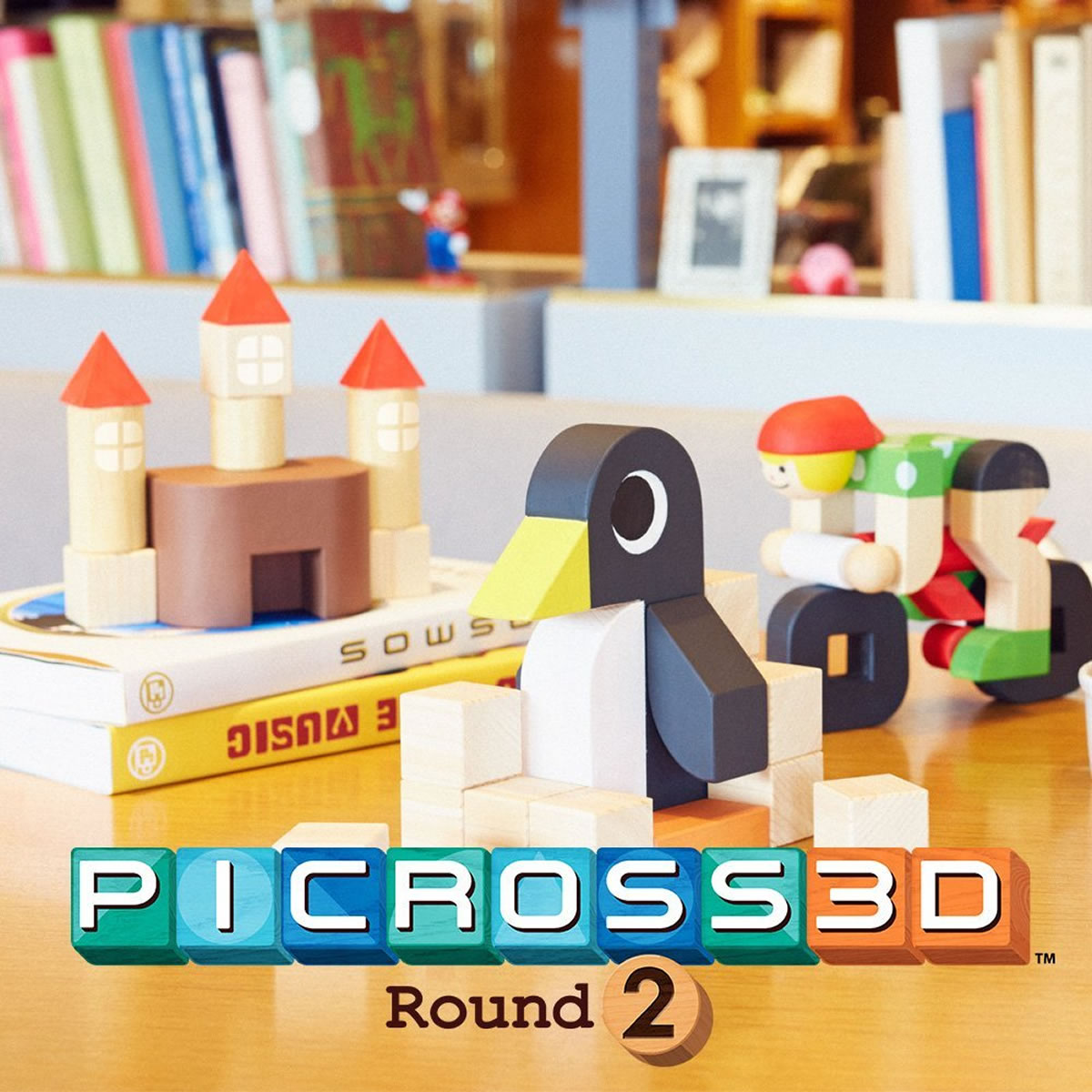 PICROSS 3D ROUND 2 (3DS)