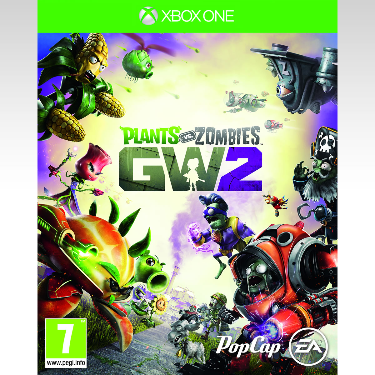 PLANTS VS ZOMBIES GARDEN WARFARE 2 (XBOX ONE)