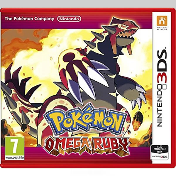 POKEMON: OMEGA RUBY (3DS, 2DS)