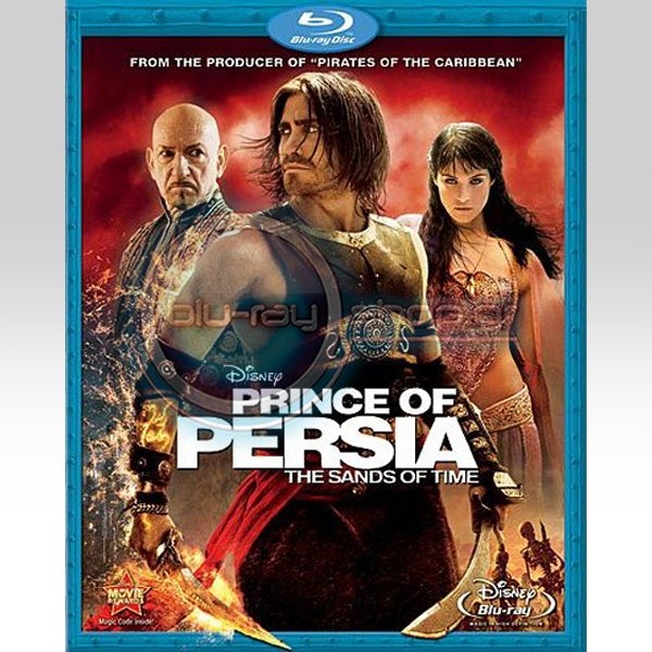 PRINCE OF PERSIA: THE SANDS OF TIME - � ��������� ��� ������� (BLU-RAY)