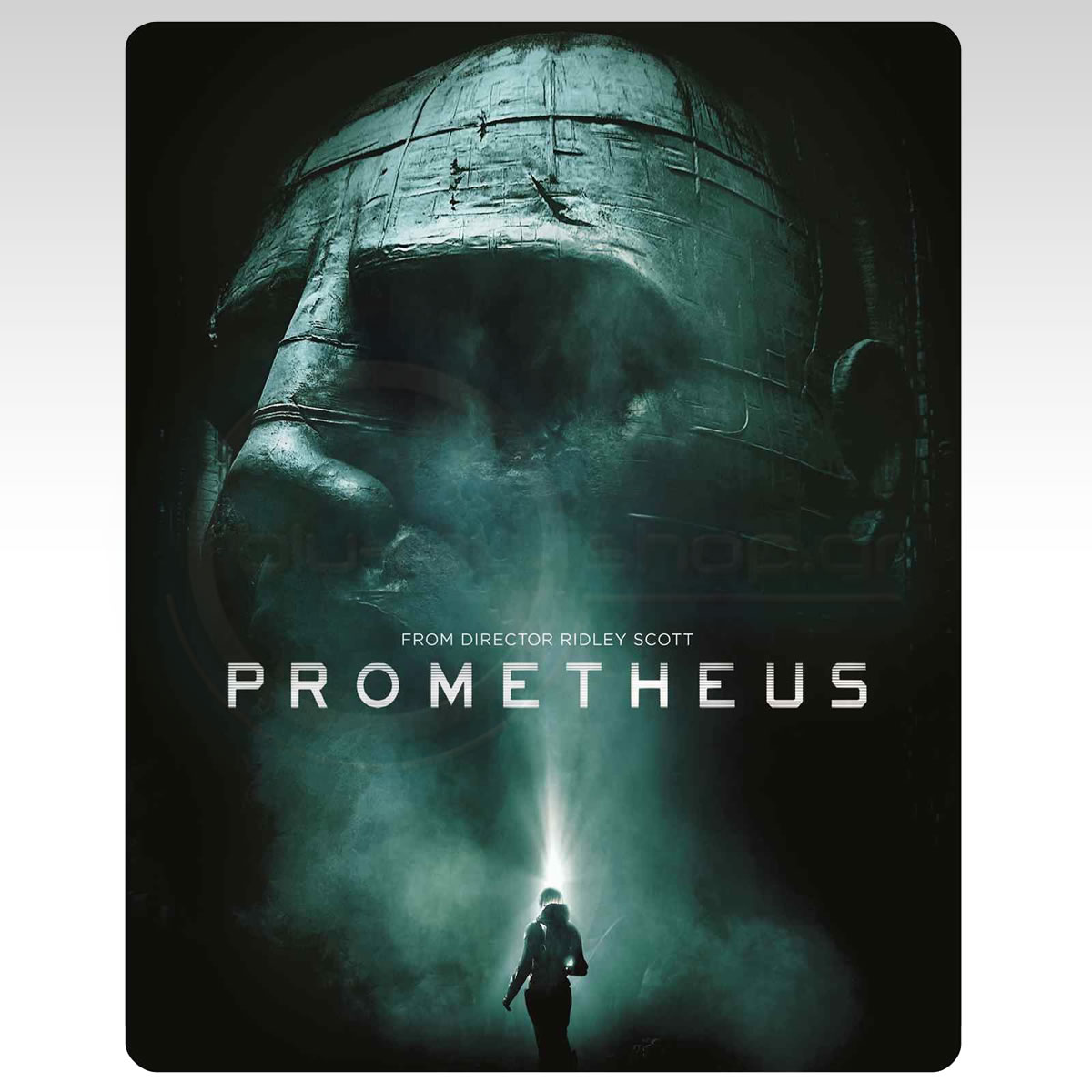 PROMETHEUS 3D - ��������� 3D Limited Collector's Edition Steelbook ������������ [��������� �� ���������� ����������] (BLU-RAY 3D + 2 BLU-RAY)