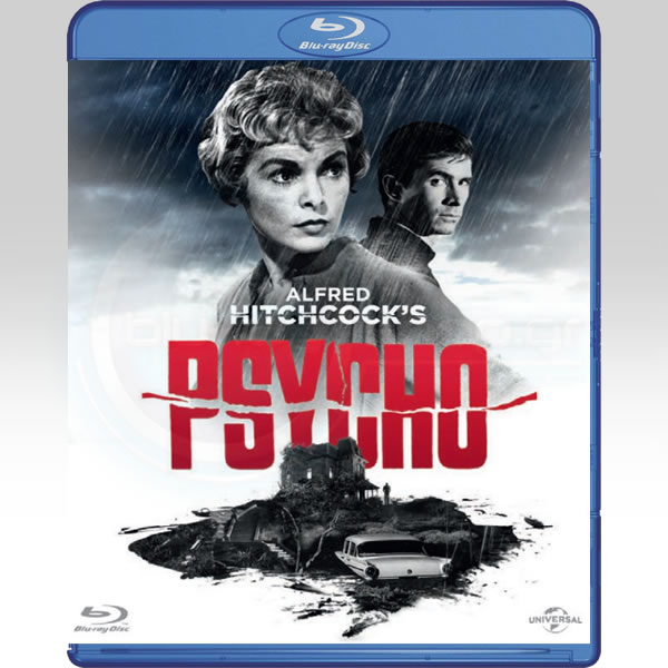 PSYCHO 50th ANNIVERSARY EDITION - ���� ��������� ������ 50 ������ (BLU-RAY)