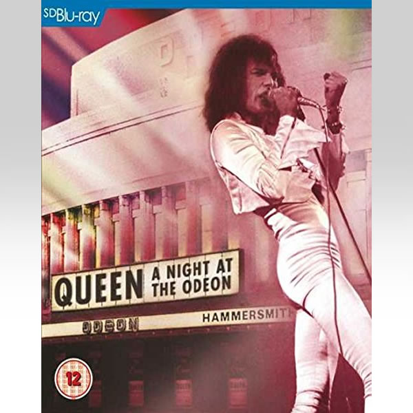 QUEEN: A NIGHT AT THE ODEON [SD UPSCALED] (BLU-RAY)