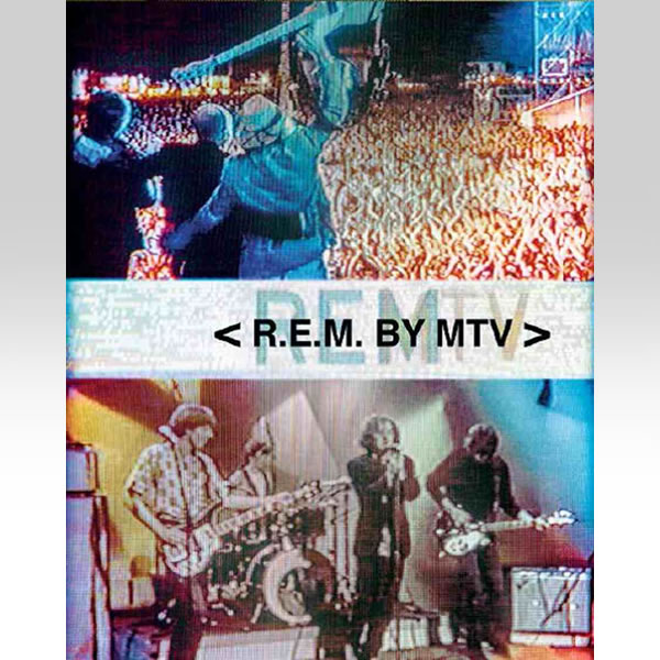 R.E.M. BY MTV (BLU-RAY)