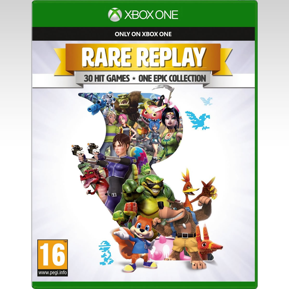 RARE REPLAY - 30 HIT GAMES COLLECTION (XBOX ONE)
