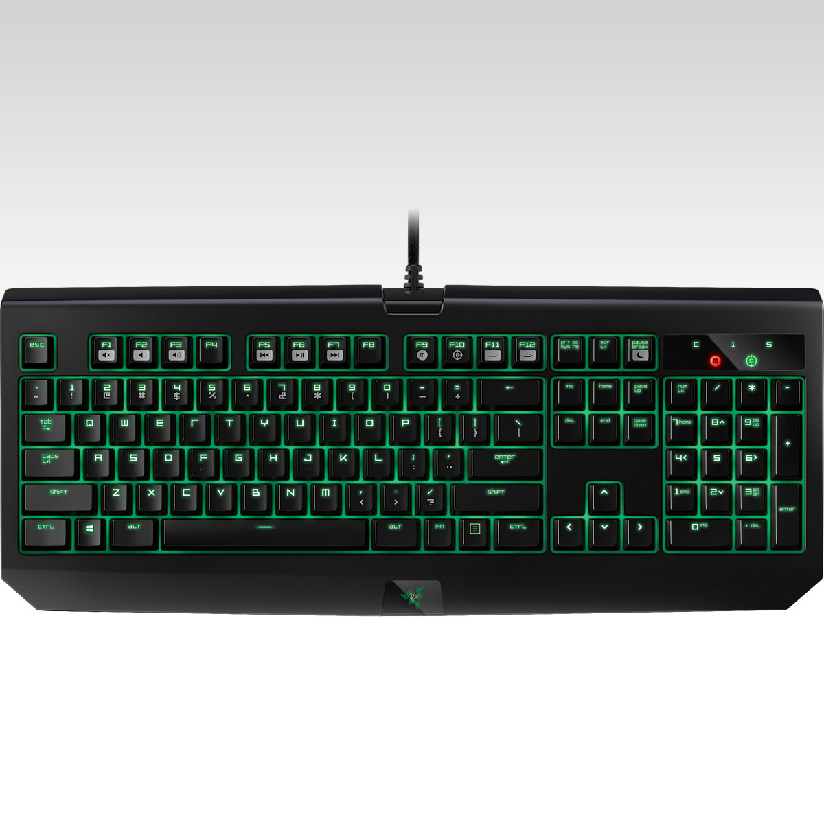 RAZER - BLACKWIDOW ULTIMATE 2016 MECHANICAL KEYBOARD [GREEK] RZ03-01701400-R3P1 (PC)
