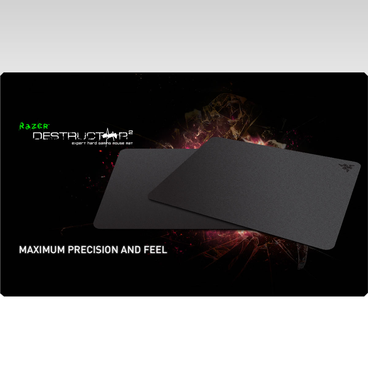 RAZER - DESTRUCTOR 2 EXPERT HARD GAMING MOUSE MAT (PC)