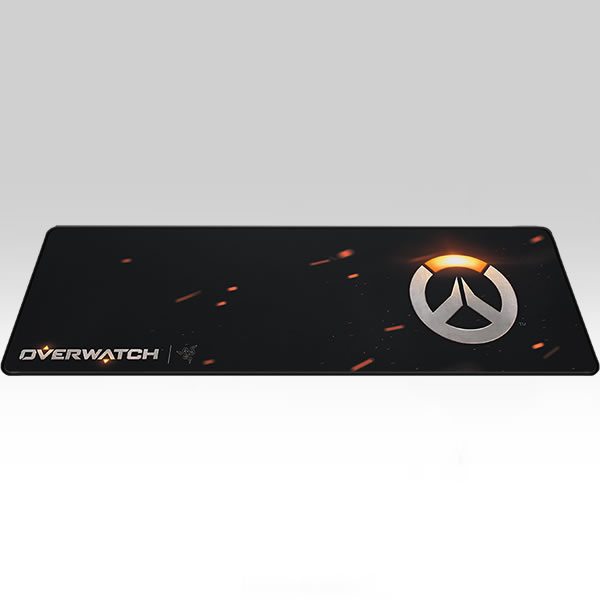 RAZER - OVERWATCH GOLIATHUS ESSENTIAL SOFT  GAMING MOUSE MAT Extended - SPEED EDITION (PC)