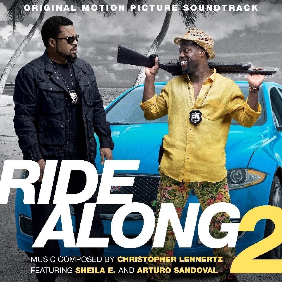 RIDE ALONG 2 - THE ORIGINAL MOTION PICTURE SOUNDTRACK (AUDIO CD)