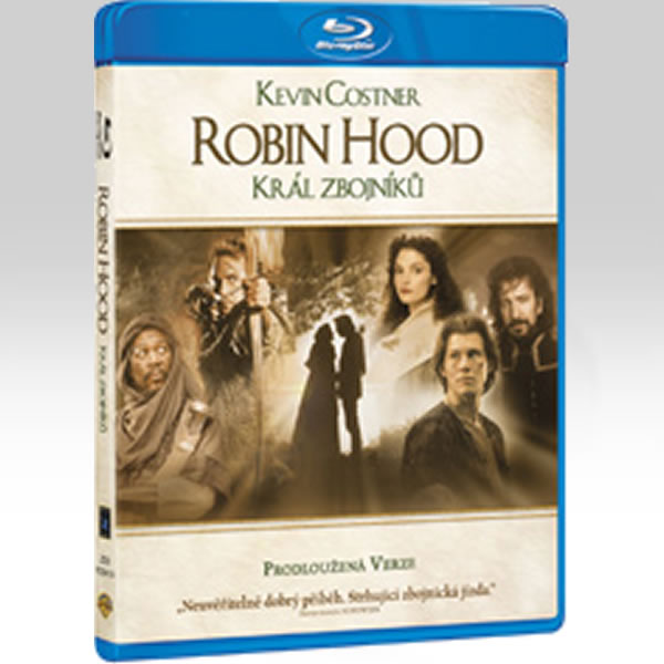 ROBIN HOOD: PRINCE OF THIEVES [1991] Extended - ������ ��� �����: � ��������� ��� ������� [1991] Extended [��������� �� ���������� ����������] (BLU-RAY)