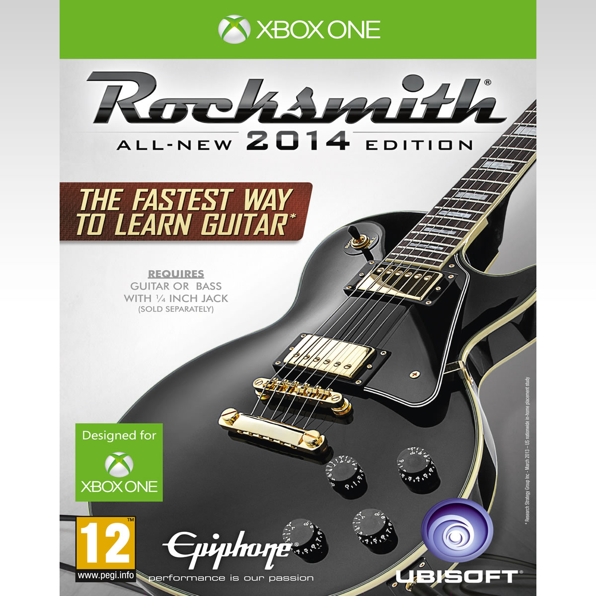 ROCKSMITH 2014 EDITION + CABLE (XBOX ONE)