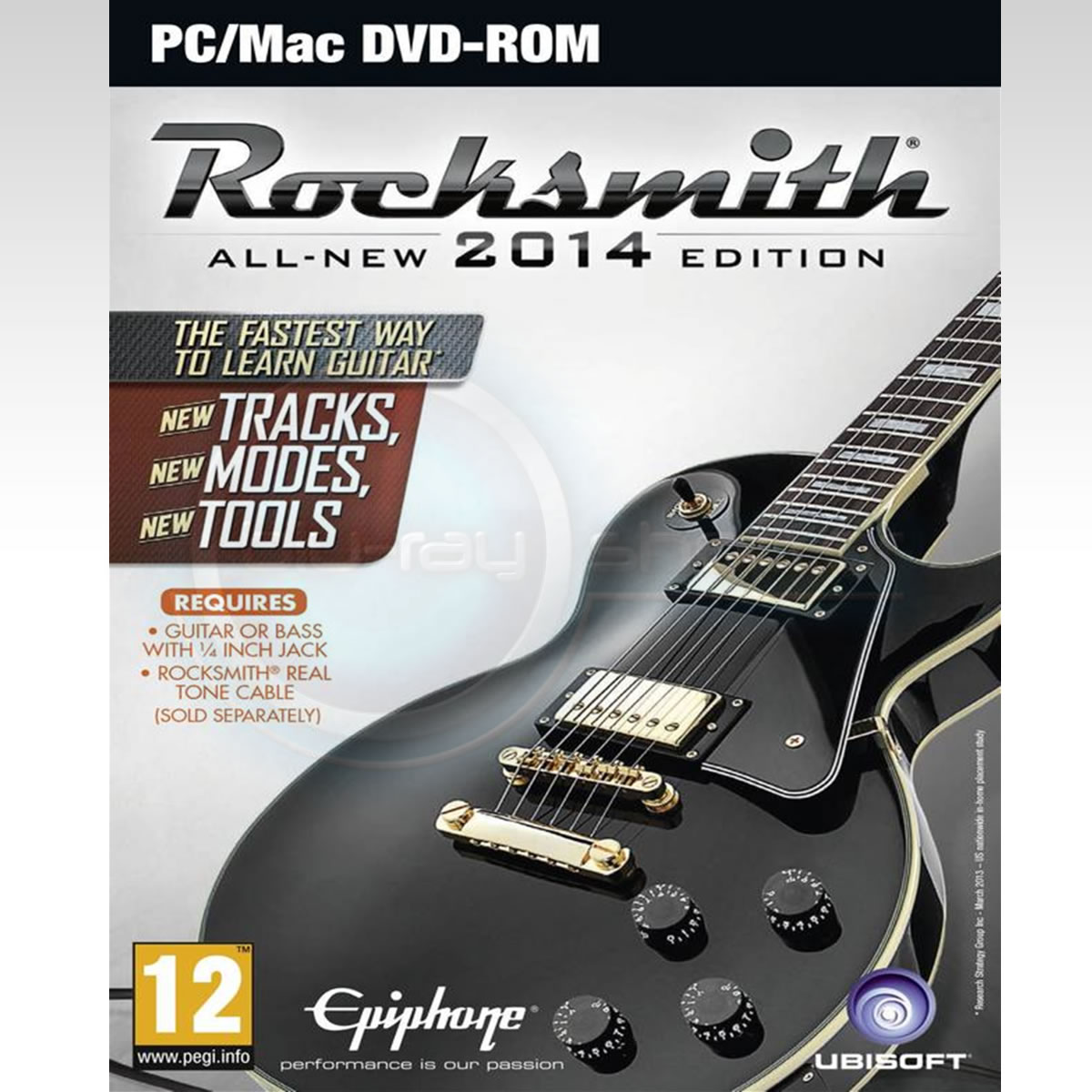 ROCKSMITH 2014 EDITION + CABLE (PC)
