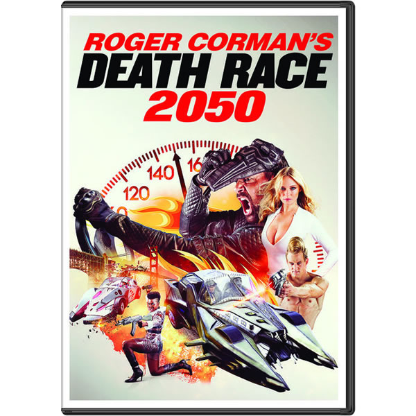 ROGER CORMAN'S DEATH RACE 2050 - ΚΟΥΡΣΑ ΘΑΝΑΤΟΥ 2050 (DVD)