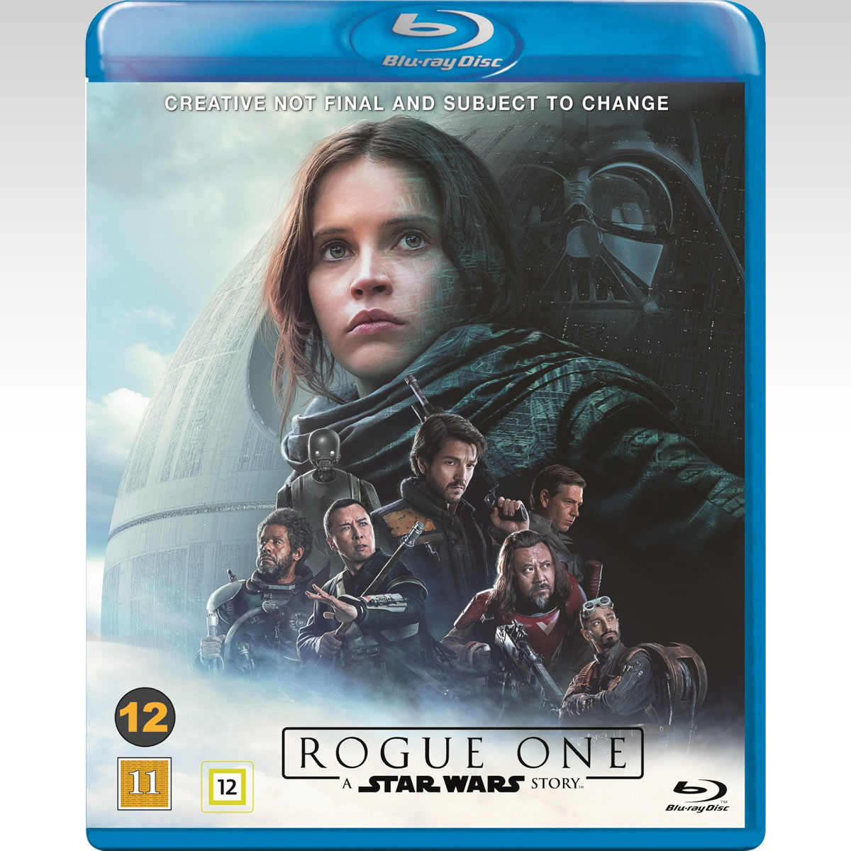 ROGUE ONE: A STAR WARS STORY [ΕΛΛΗΝΙΚΟ] (BLU-RAY)