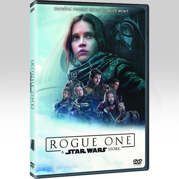 ROGUE ONE: A STAR WARS STORY [ΕΛΛΗΝΙΚΟ] (DVD)