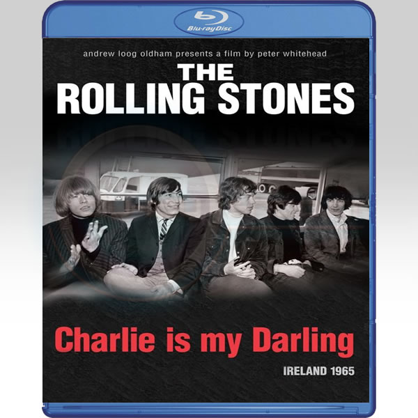 THE ROLLING STONES: CHARLIE IS MY DARLING (BLU-RAY)
