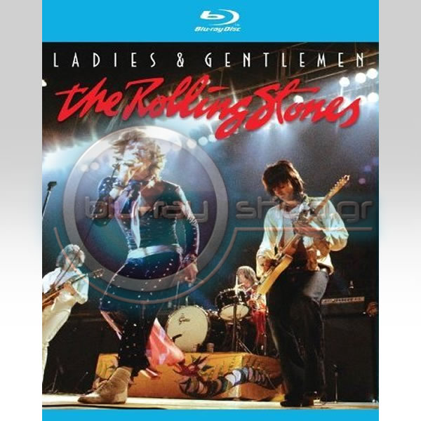 THE ROLLING STONES: LADIES & GENTLEMEN (BLU-RAY)