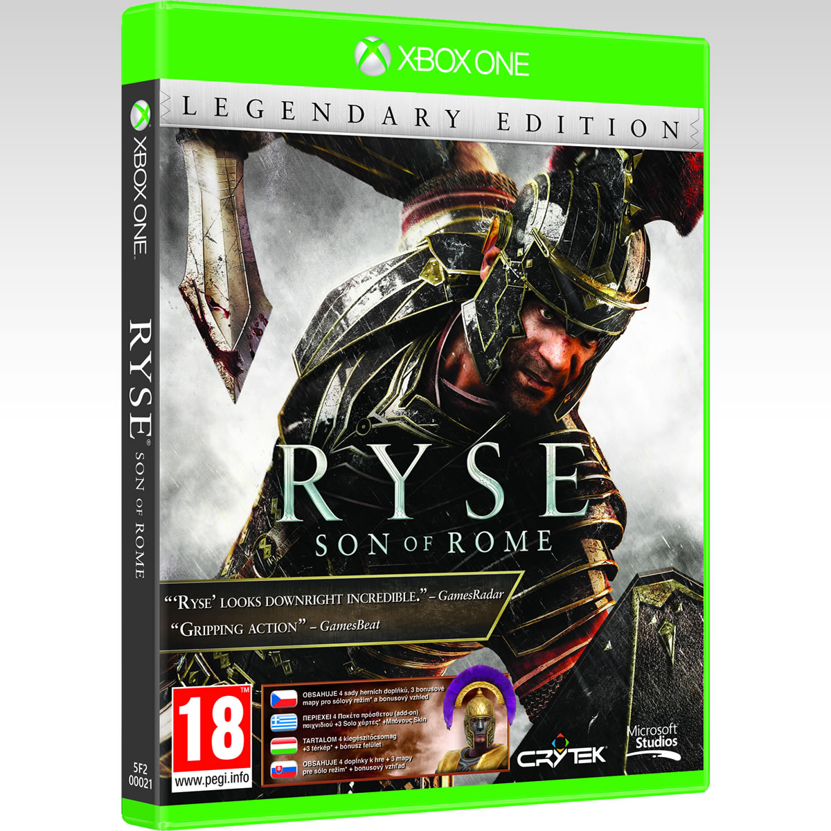 RYSE : SON OF ROME - LEGENDARY EDITION (XBOX ONE)