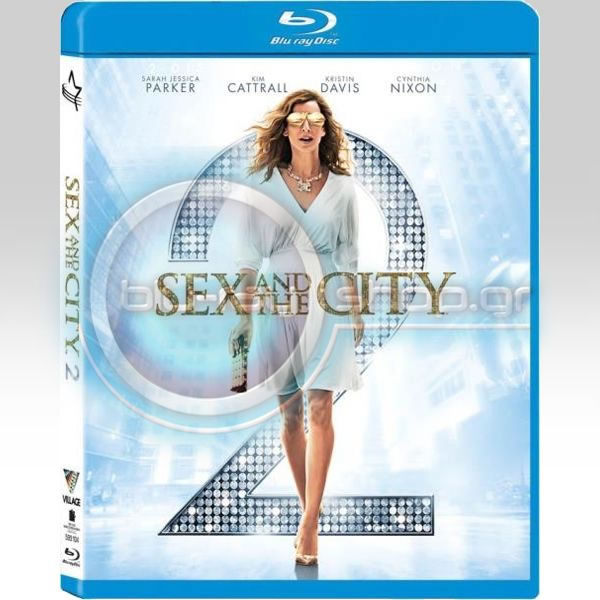 SEX AND THE CITY 2 (BLU-RAY)
