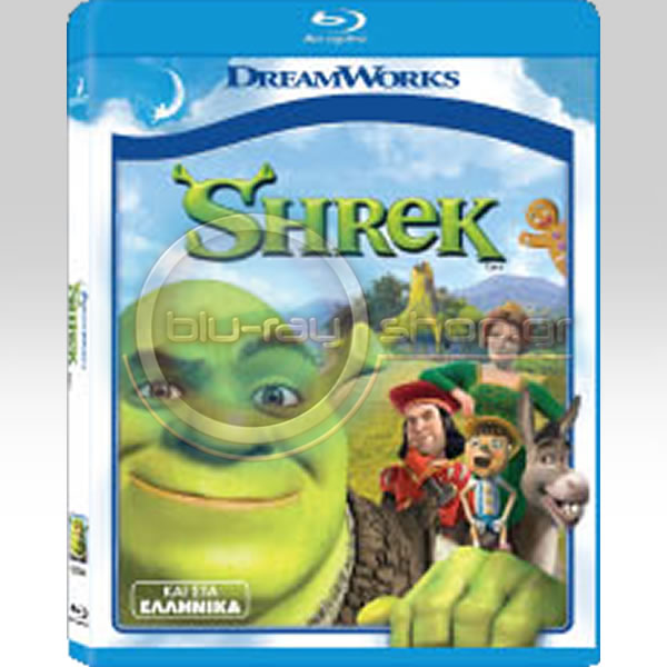 SHREK - ���� (BLU-RAY) & ���������������