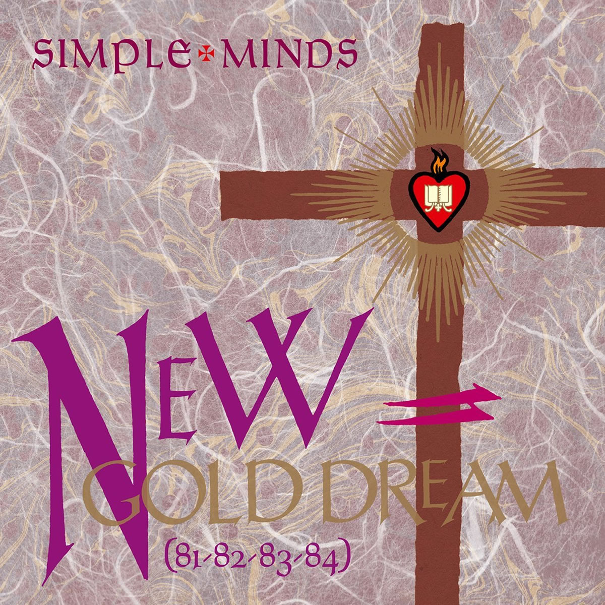 SIMPLE MINDS: NEW GOLD TEAM 81/82/83/84 (BLU-RAY)