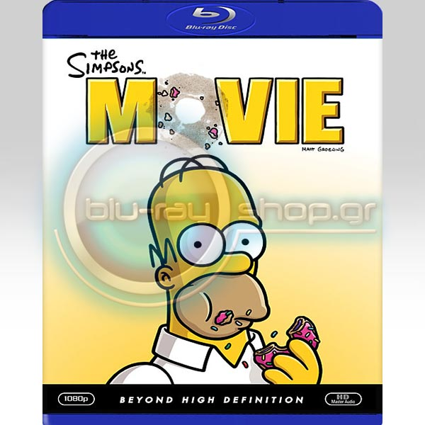SIMPSONS: THE MOVIE (BLU-RAY) *��� ��������������*